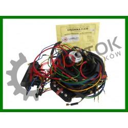 Instalacja elektryczna C330 grube przewody premium Lubelska