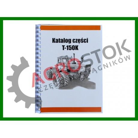 Katalog części T-150K