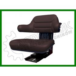 Siedzenie PCV dzielone z podłokietnikiem
