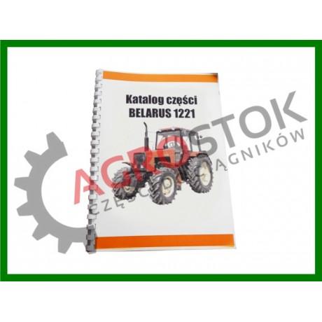 Katalog części MTZ 1221