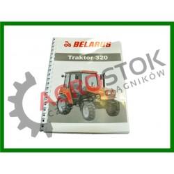 Katalog części Belarus 320