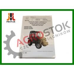 Katalog części MTZ Pronar 320