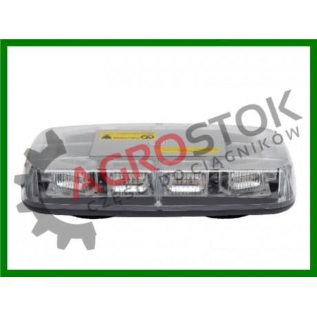 Belka ostrzegawcza LED 280X165X57mm
