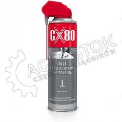 CX-80 OLEJ DO NAWIERCANIA I GWINTOWANIA DUO-SPRAY 500ML