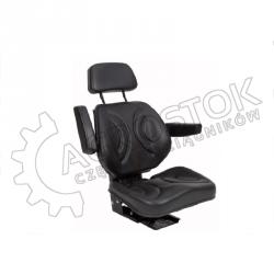 Siedzenie PCV z podłokietnikiem