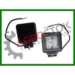 Lampa 5 LED 15W kwadratowa