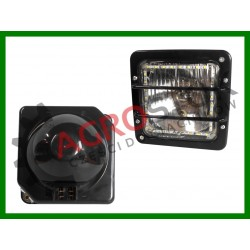 Lampa COBO LED