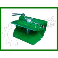 Zaczep tylny przyczepy PRONAR zielony kompletny